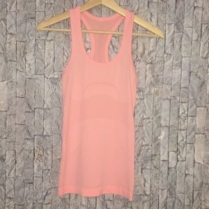 Lululemon run swiftly tank size 2